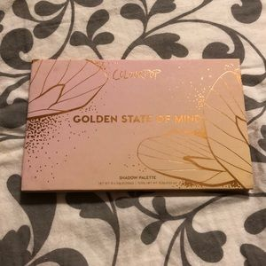 Colourpop Makeup - 💕colourpop golden state of mind pallet💕